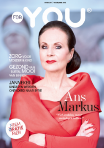 Tijdelijk uit elkaar gaan als artikel Molius in www.foryoumagazines.nl