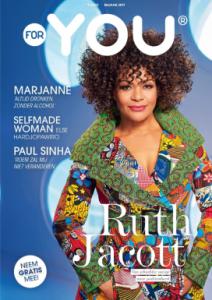Relatie-therapie uitgelicht in Foryoumagazines.nl met Ruth Jacott